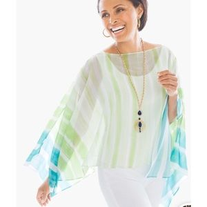 Chico's McKenzie Two in One Poncho